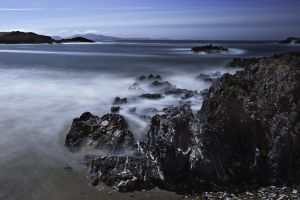 Ynys Llanddwyn Beach